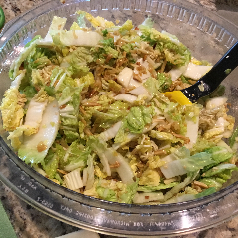 Asian Salad Debbie
