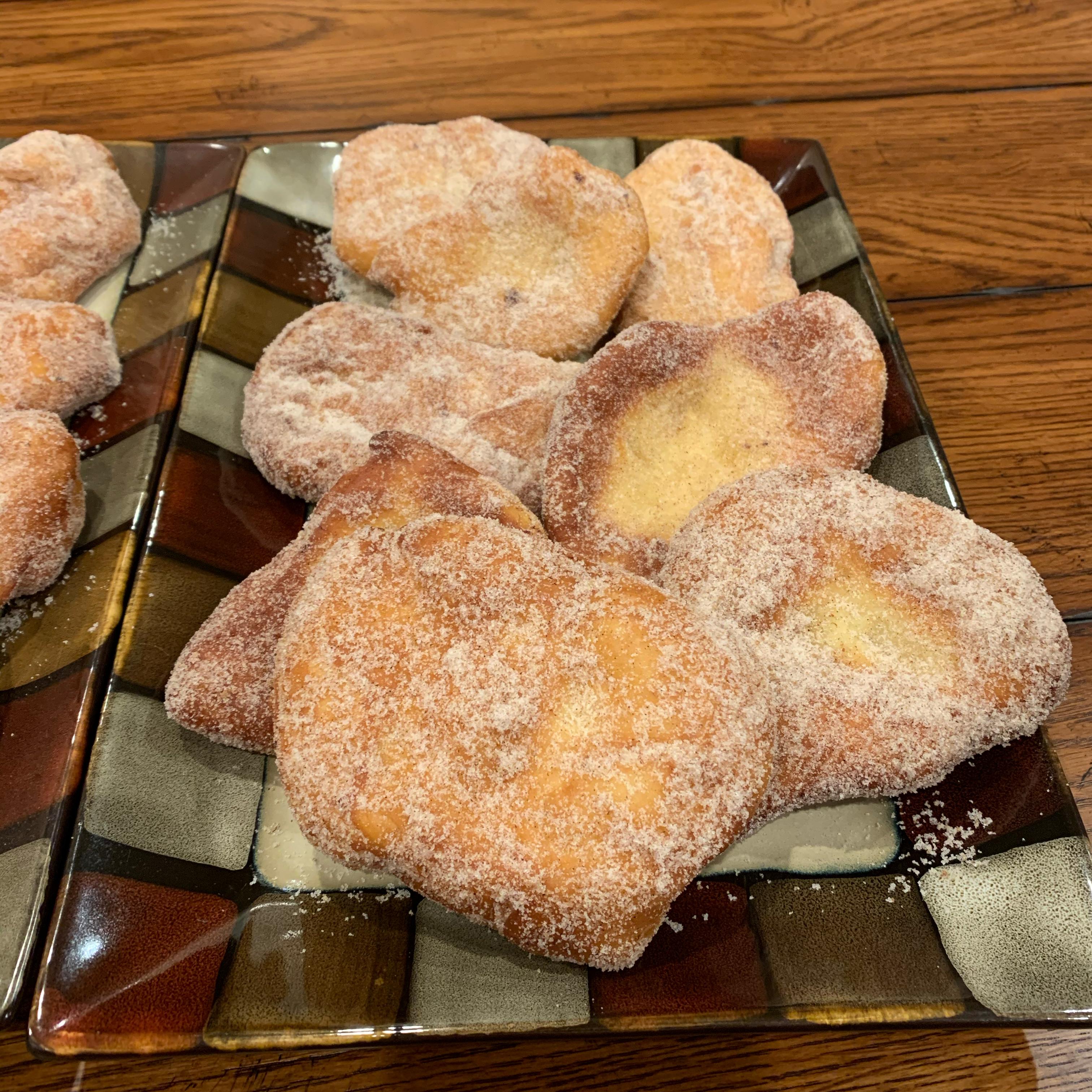 Thera's Canadian Fried Dough Gina