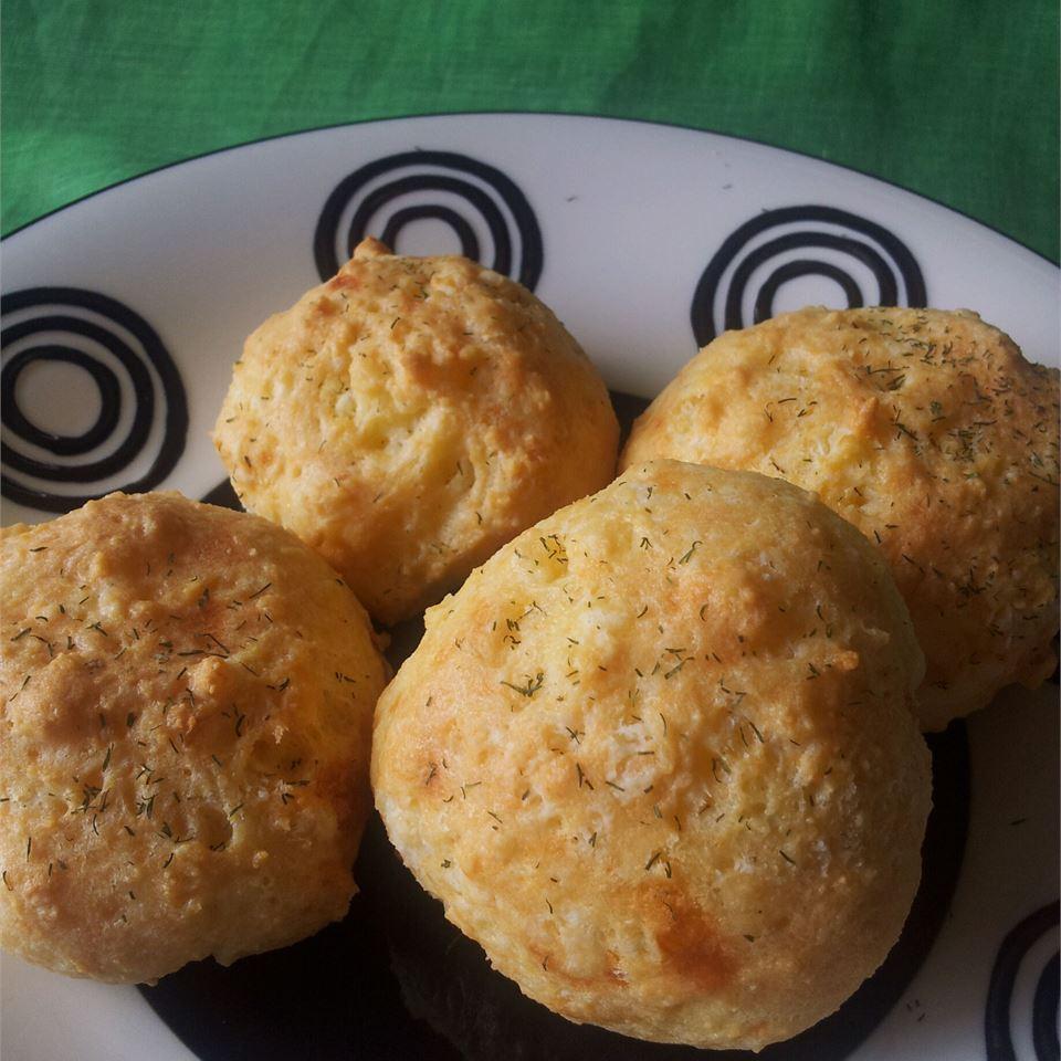 Brazilian Cheese Bread (Pao de Queijo) Zuzy Anggriany