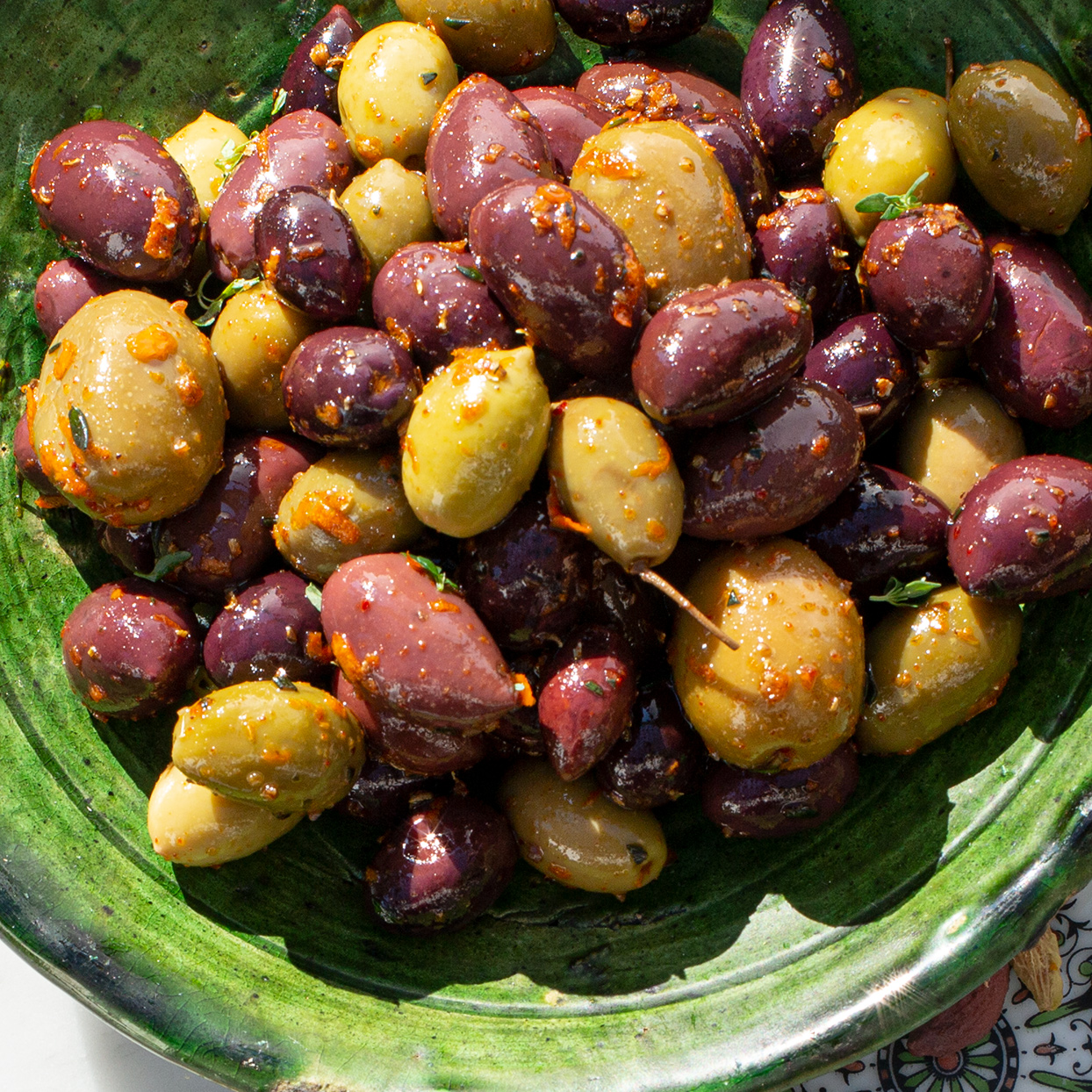 Spicy Olives Trusted Brands