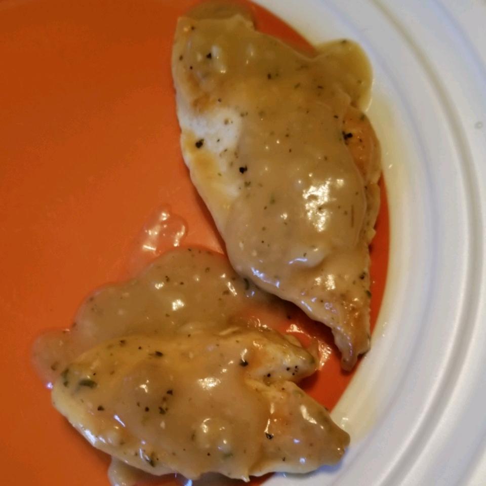 Pan Sauce Chicken busymom923