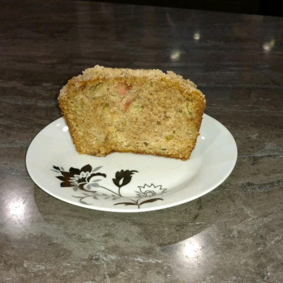 Rhubarb Bread
