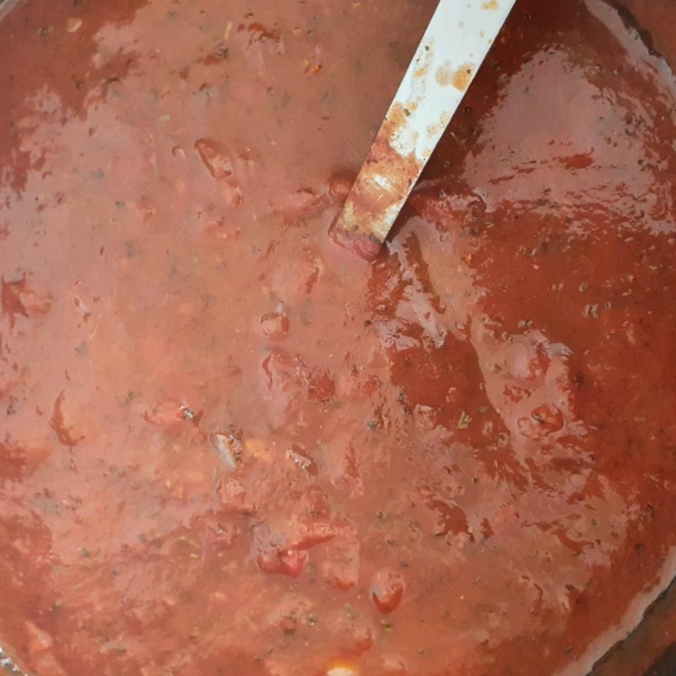 Italian Pasta Sauce Toni Moffett