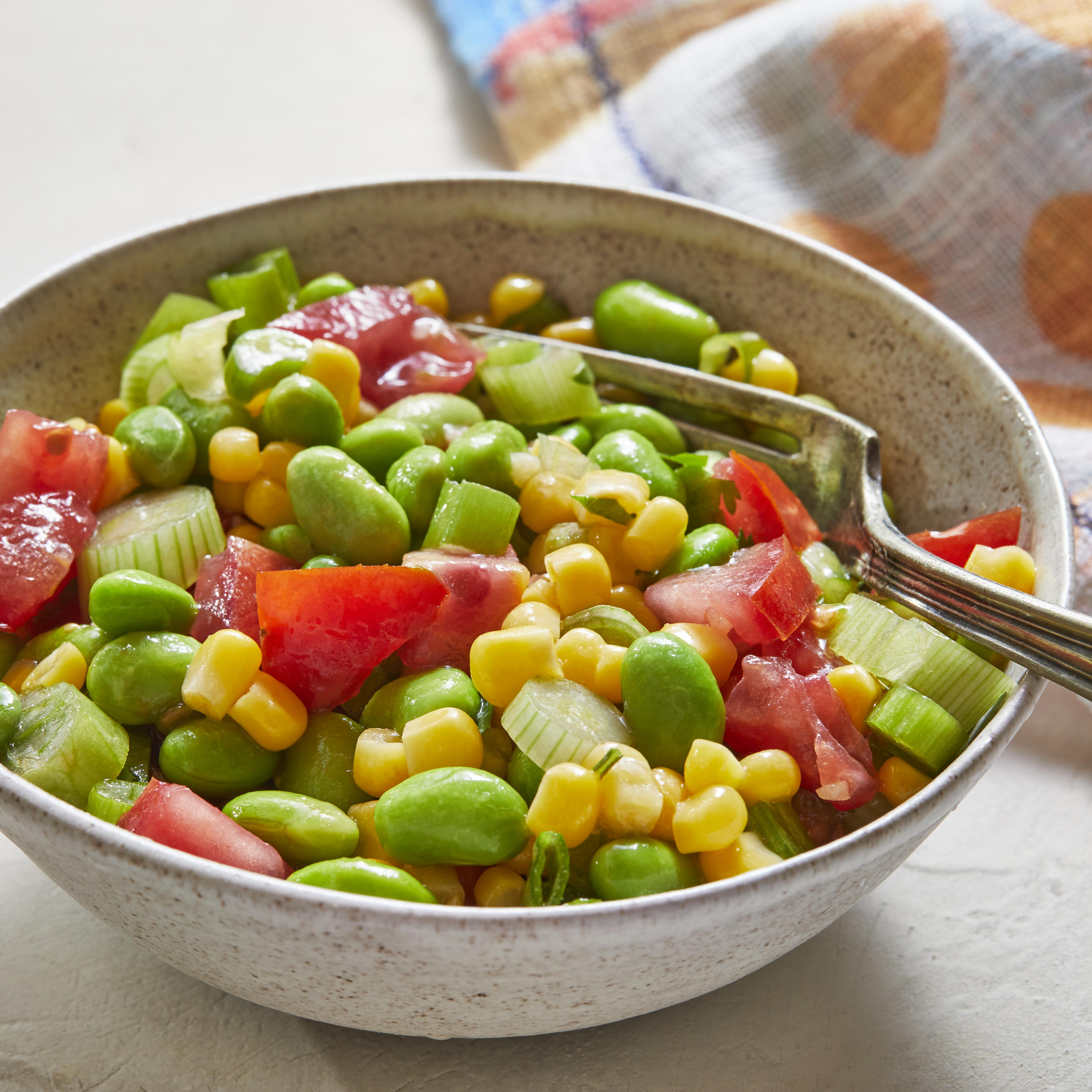 Edamame and Corn Salad Allrecipes Trusted Brands