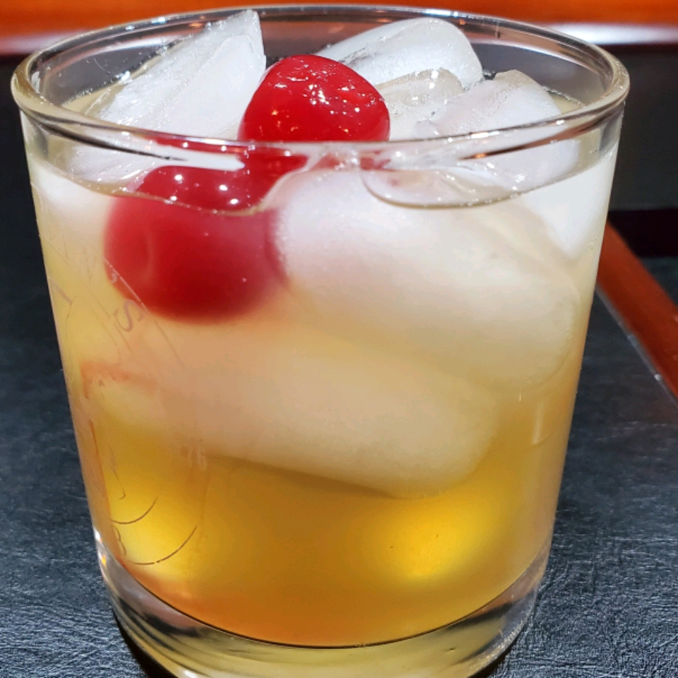 Easy Homemade Whiskey Sour Jim Beilfuss