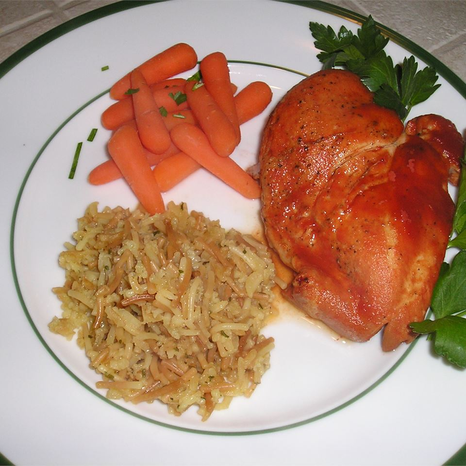 Bloody Mary Chicken Linda Martin
