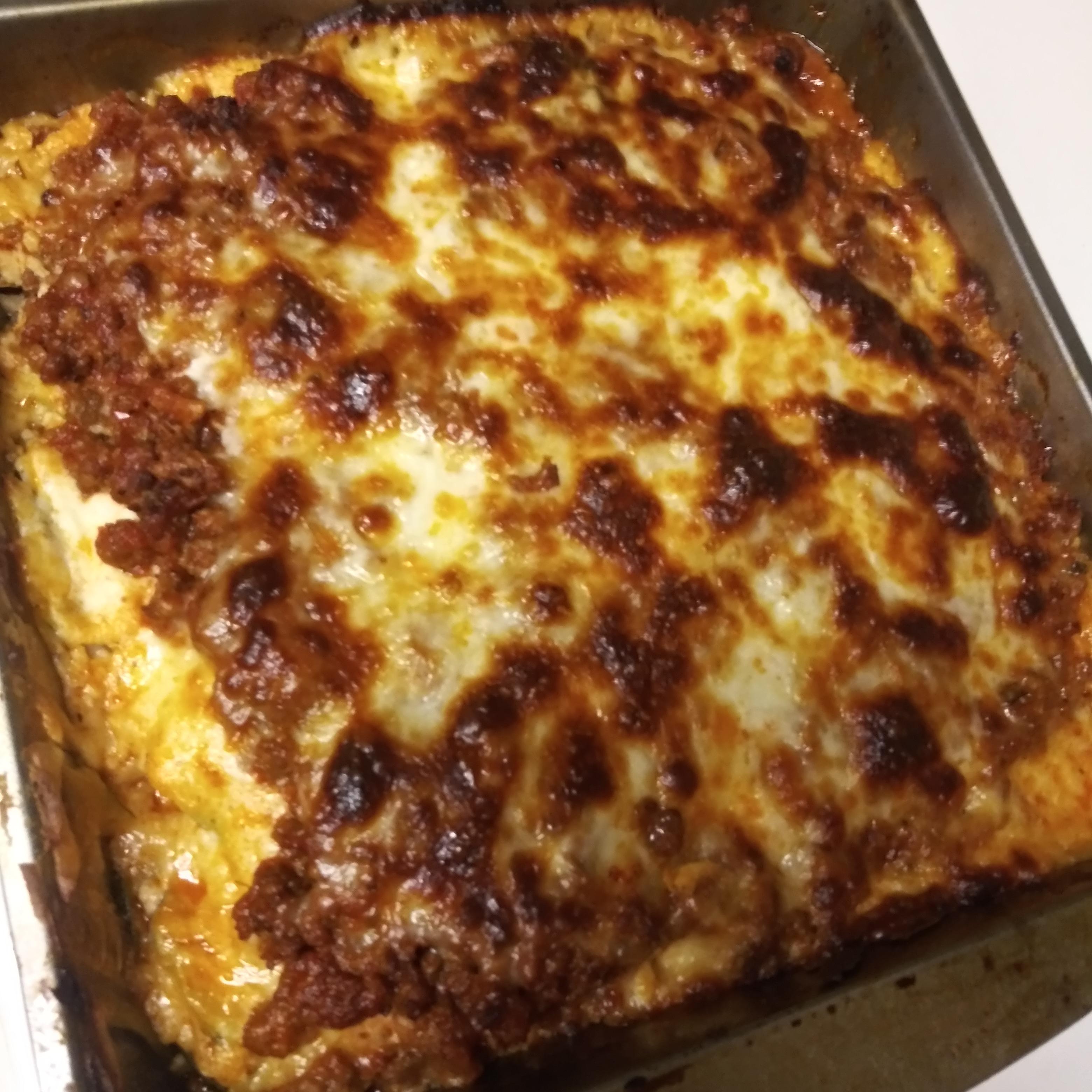 Ultimate Low-Carb Zucchini Lasagna