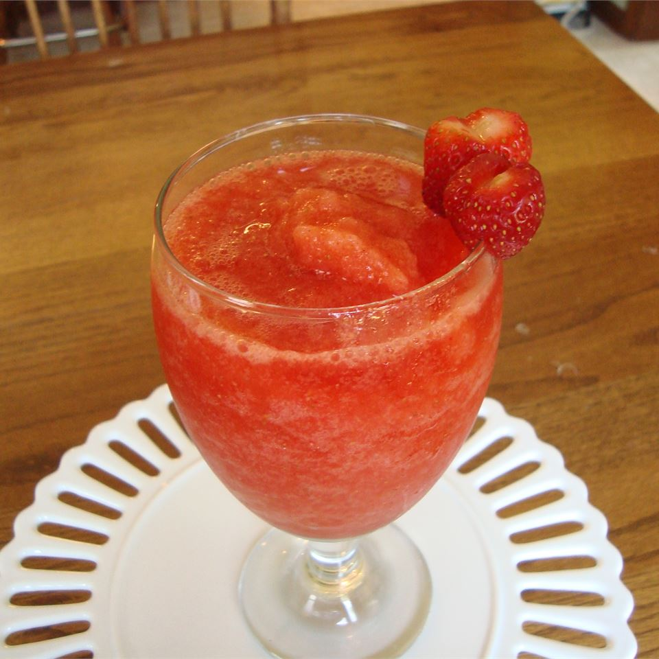 Virgin Strawberry Daiquiri Recipe Allrecipes