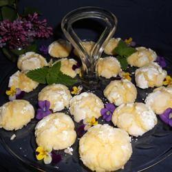 Gooey Butter Cookies AuntE