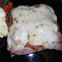 Open-Faced Hot Roast Beef Sandwich AuntE