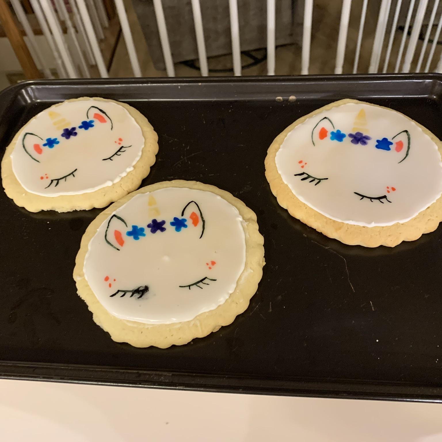 Sandy's Super Sugar Cookies Jen Bombardier