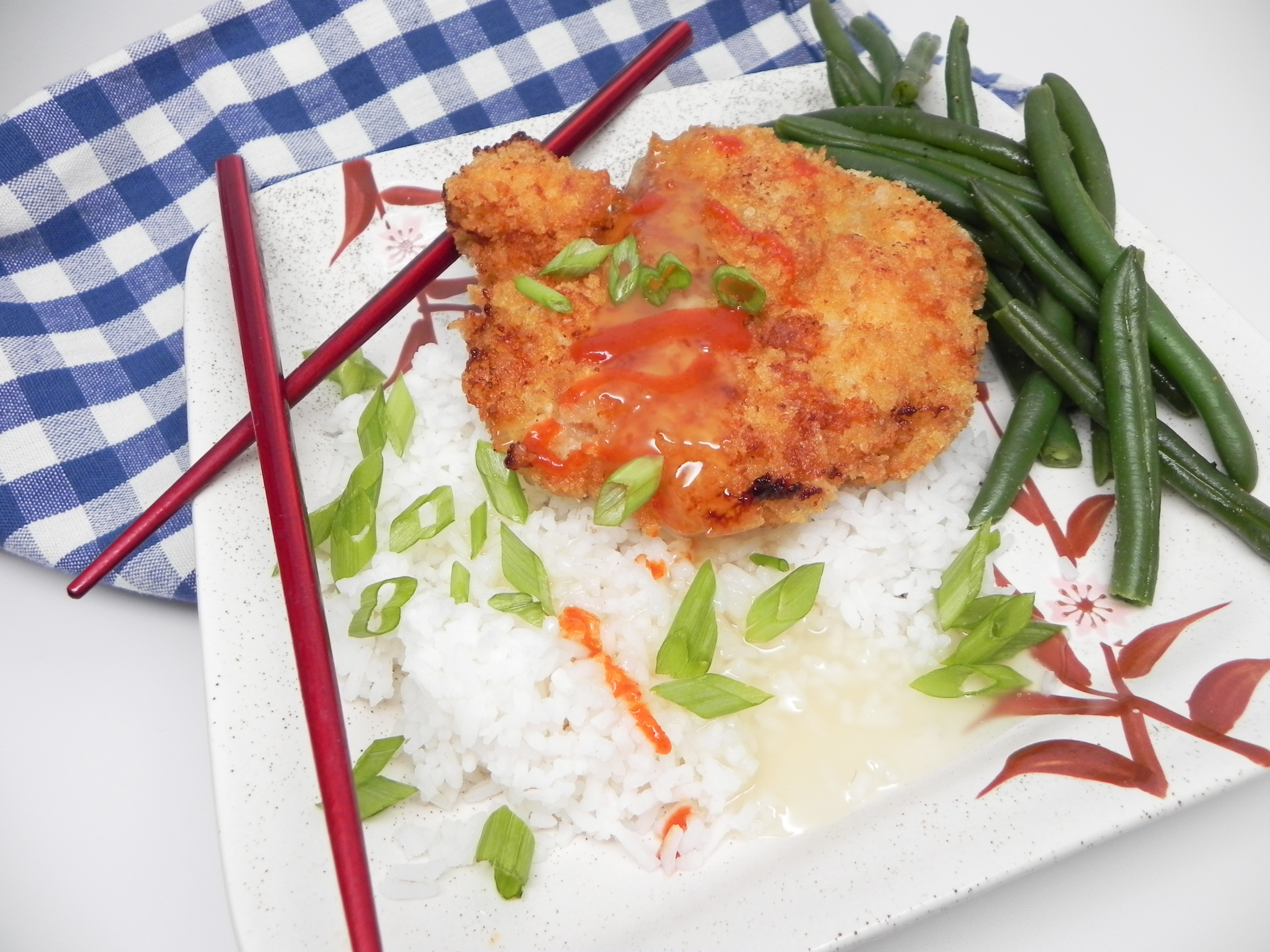 Chinese Takeout Lemon Chicken
