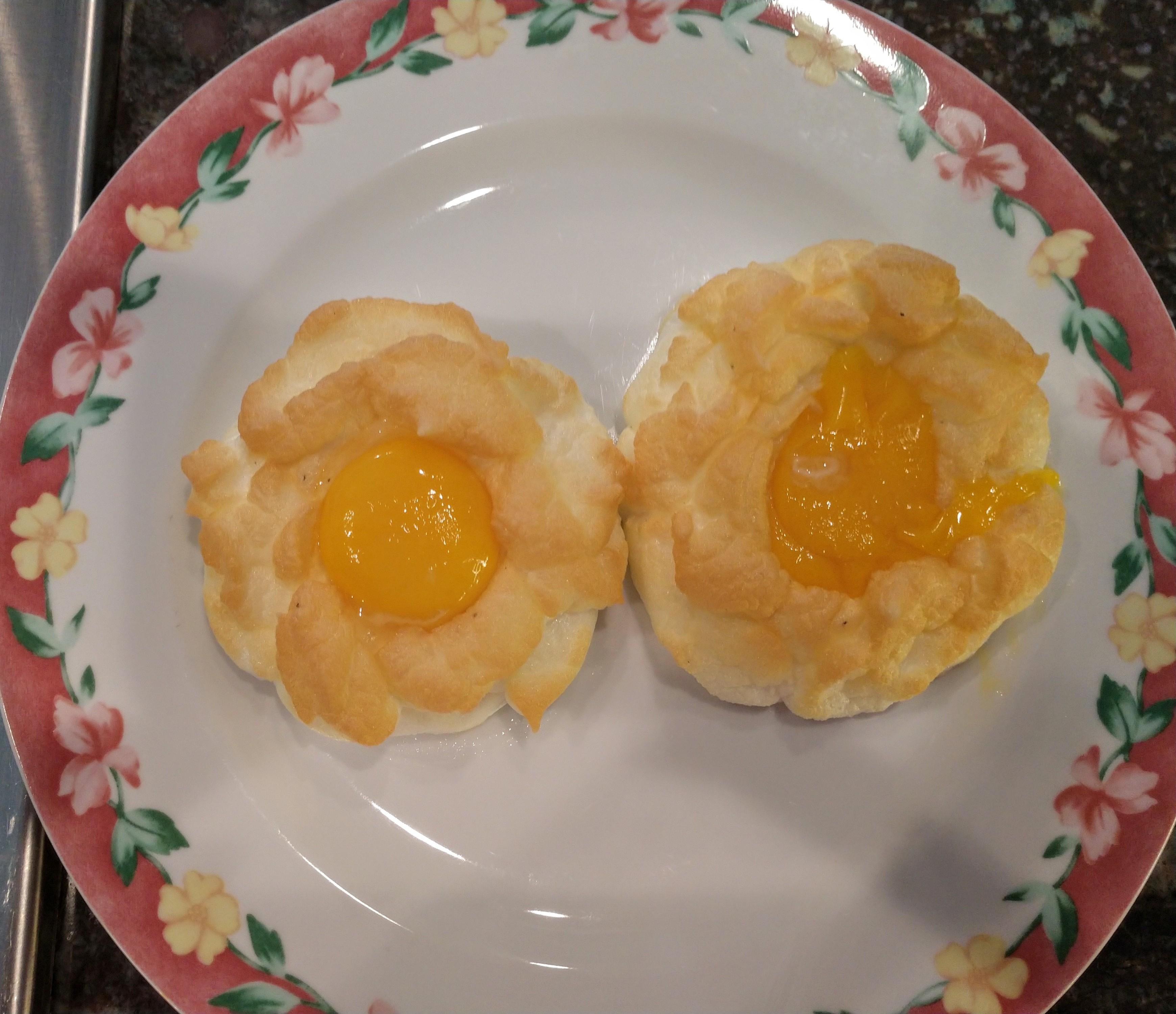 Chef John's Cloud Eggs Quinn Henderson