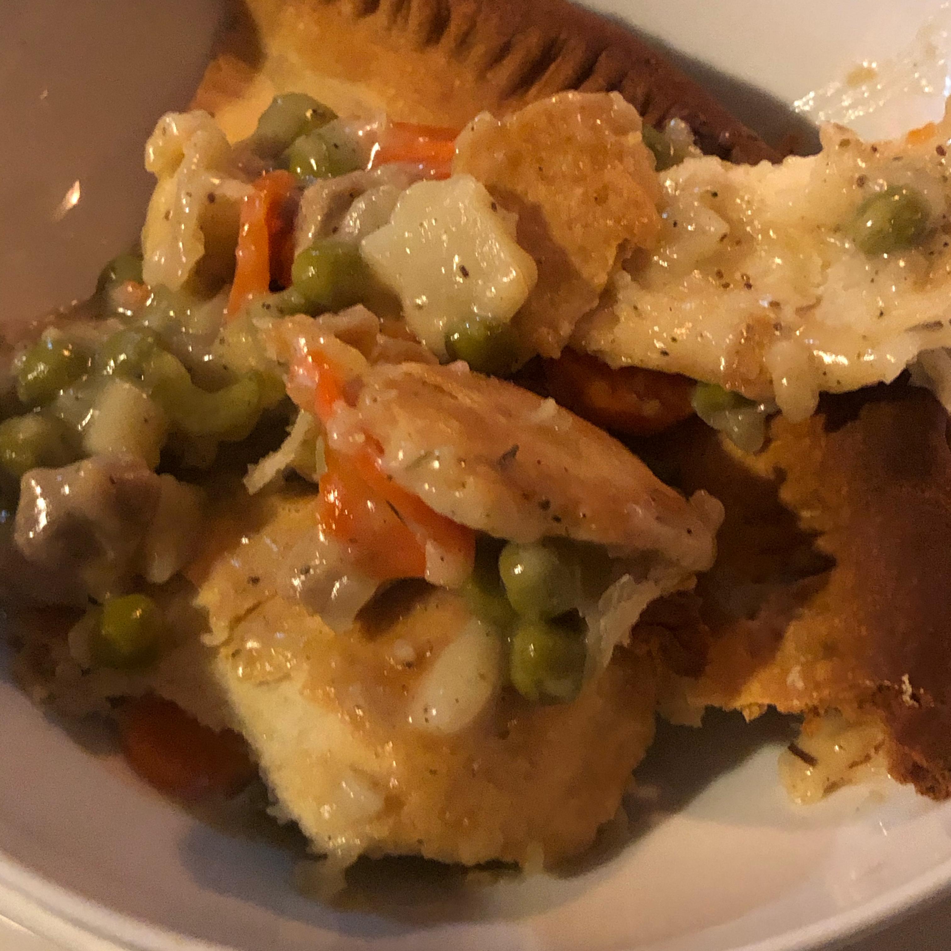 Pheasant Pot Pie Scott Anderson