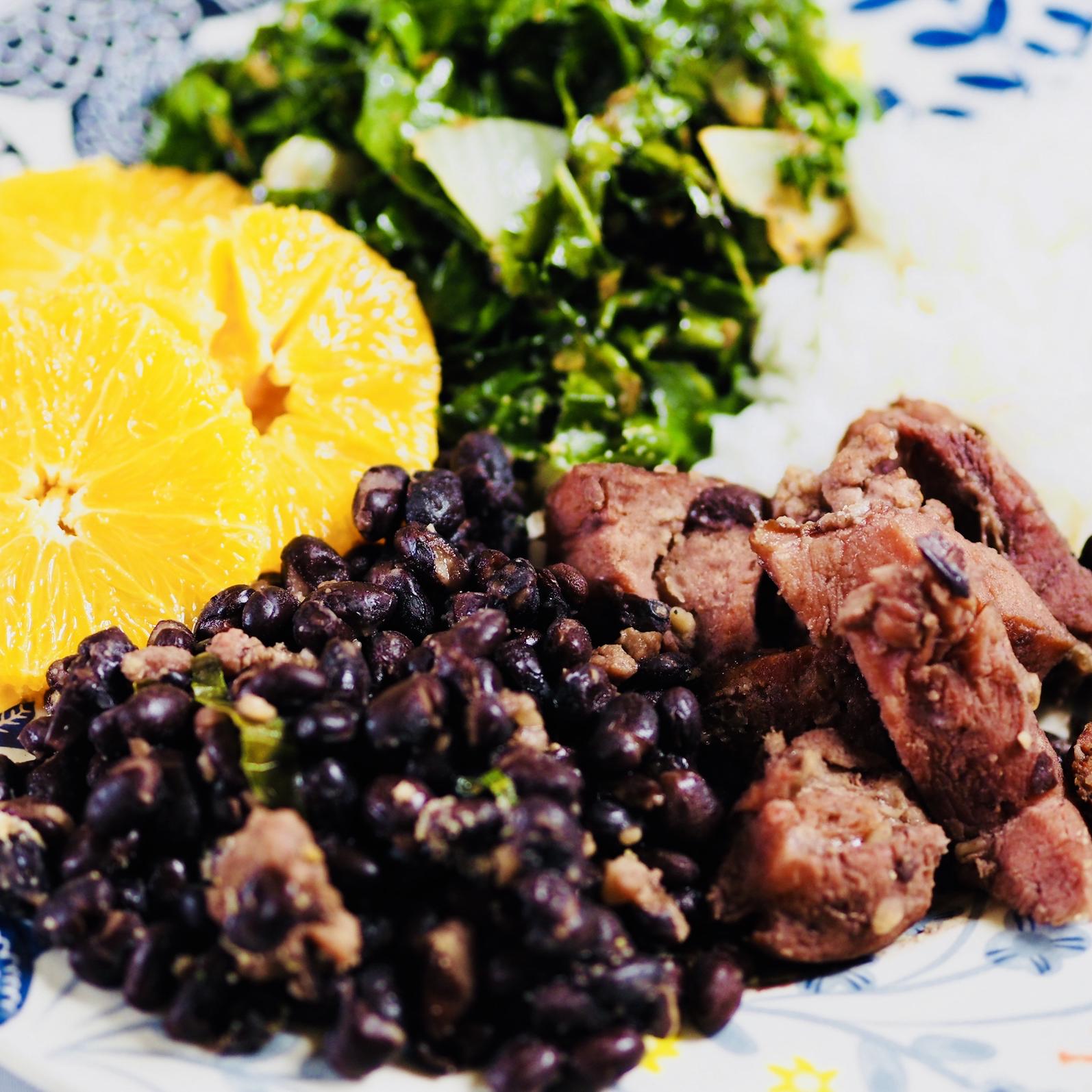 Feijoada Nordestino (Northeastern Brazilian Black Bean Stew) mgomez_usa@yahoo.com