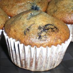 Mulberry Muffins