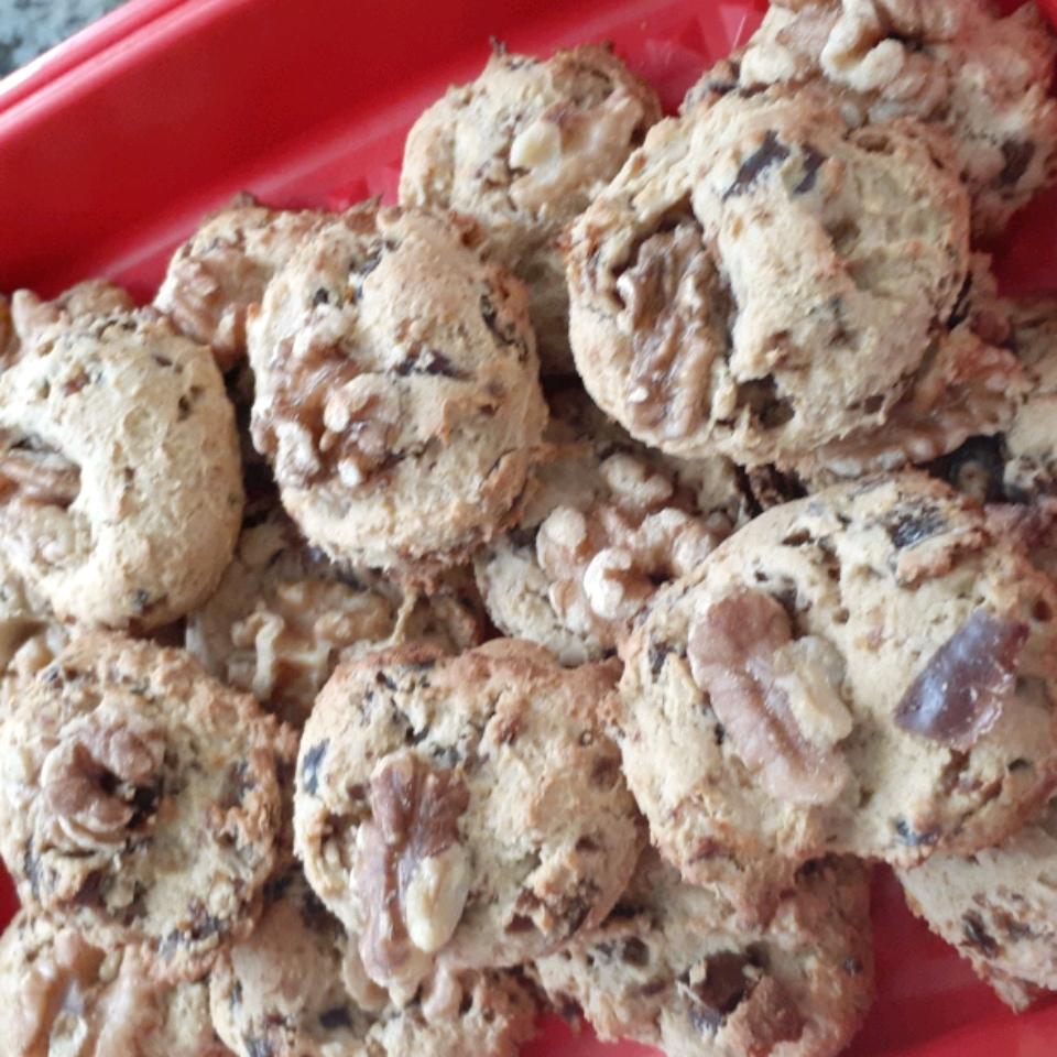 Date Drop Cookies II