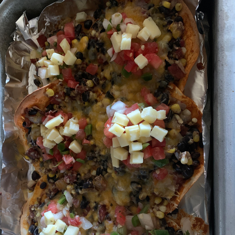 Veggie Pizzadillas stacey