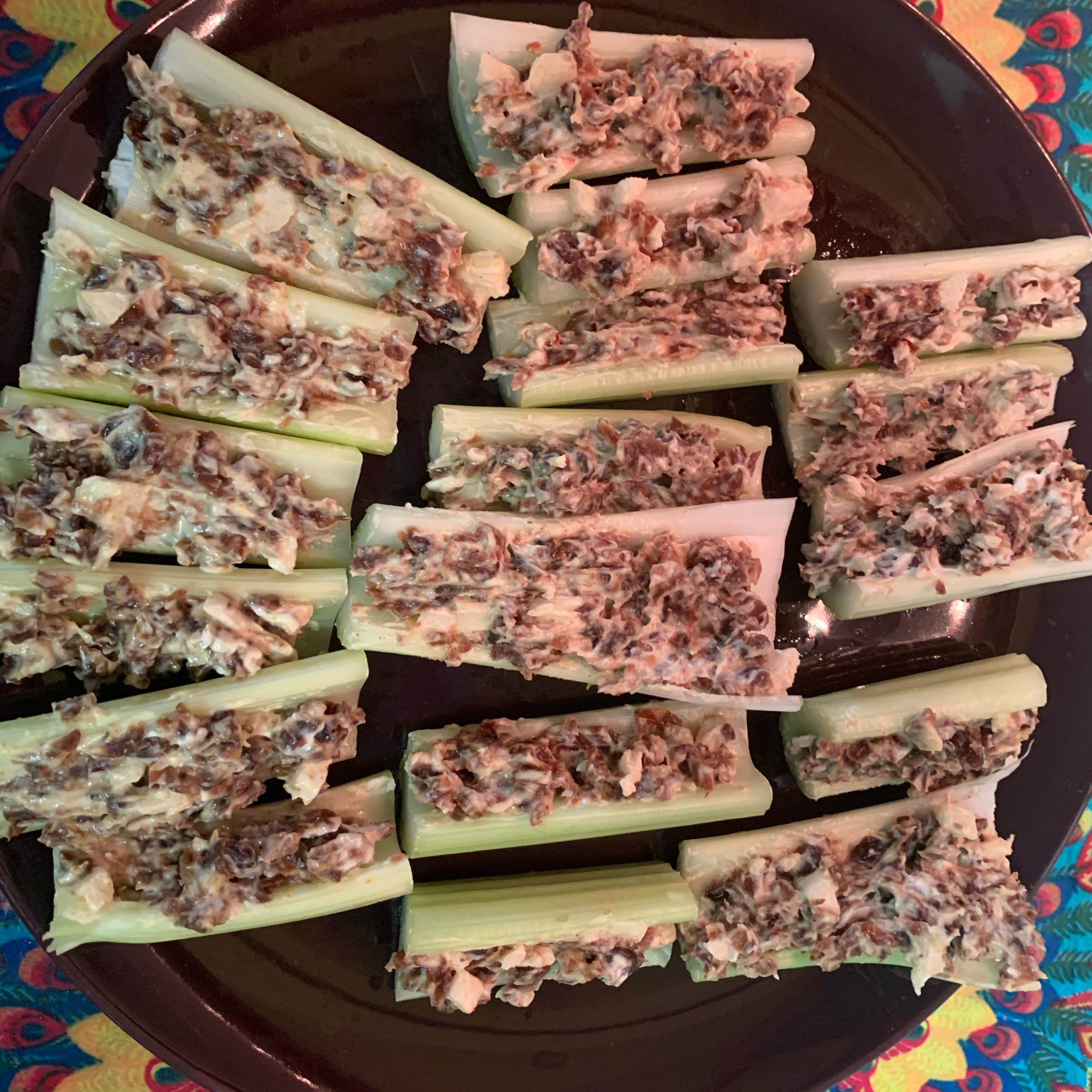 Curried Celery ArianneReagor