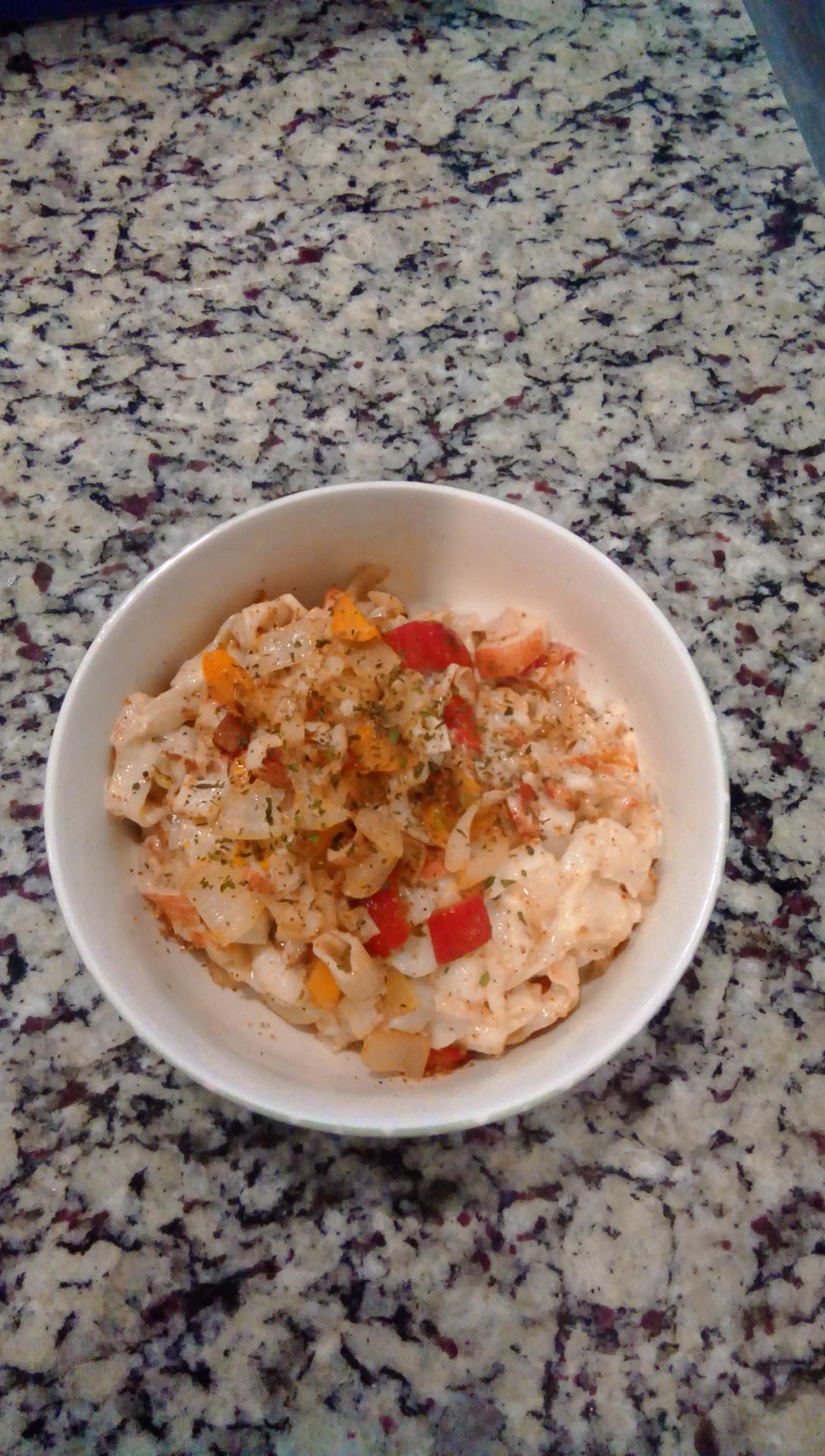 5-Ingredient Crab Salad