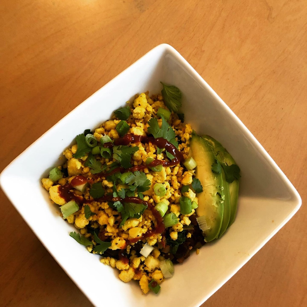 Spicy Vegan Chili shaevjones