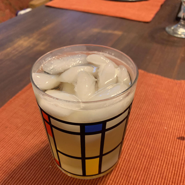 Dark 'n' Stormy Cocktail Ralph Baisden III