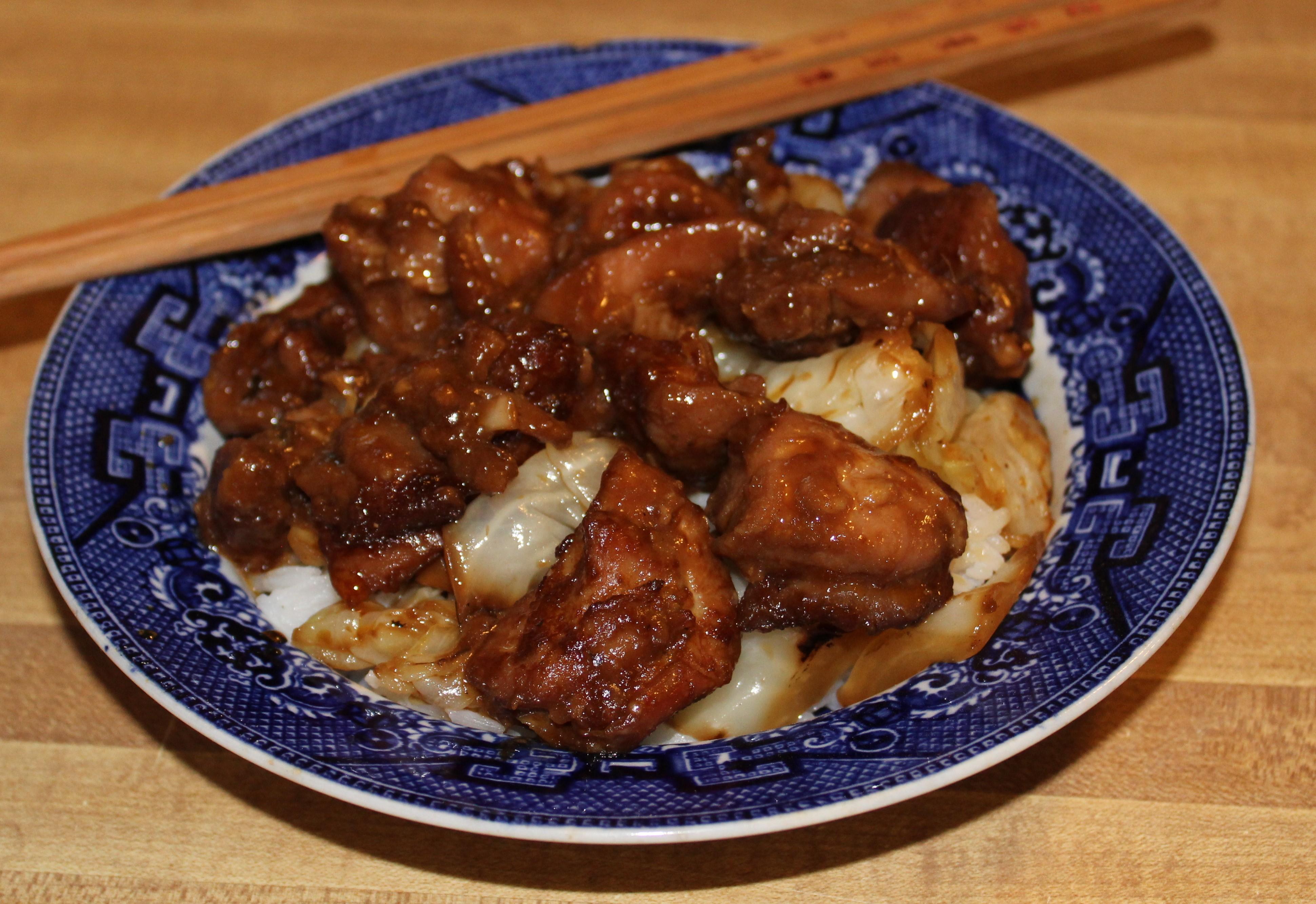 Thai Chicken Thigh Bake Betty Dickson