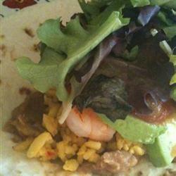 Shrimp Burritos smartt