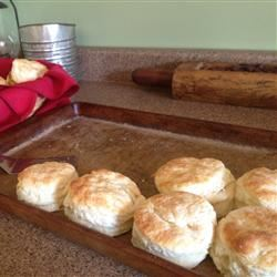 Light and Flaky Biscuits image