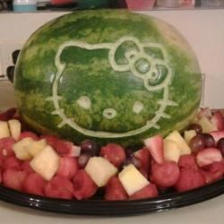 Watermelon Salad ashley0625
