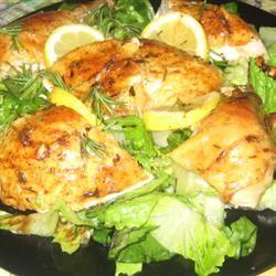 Black Lemon Chicken Salad Dee Stillwell