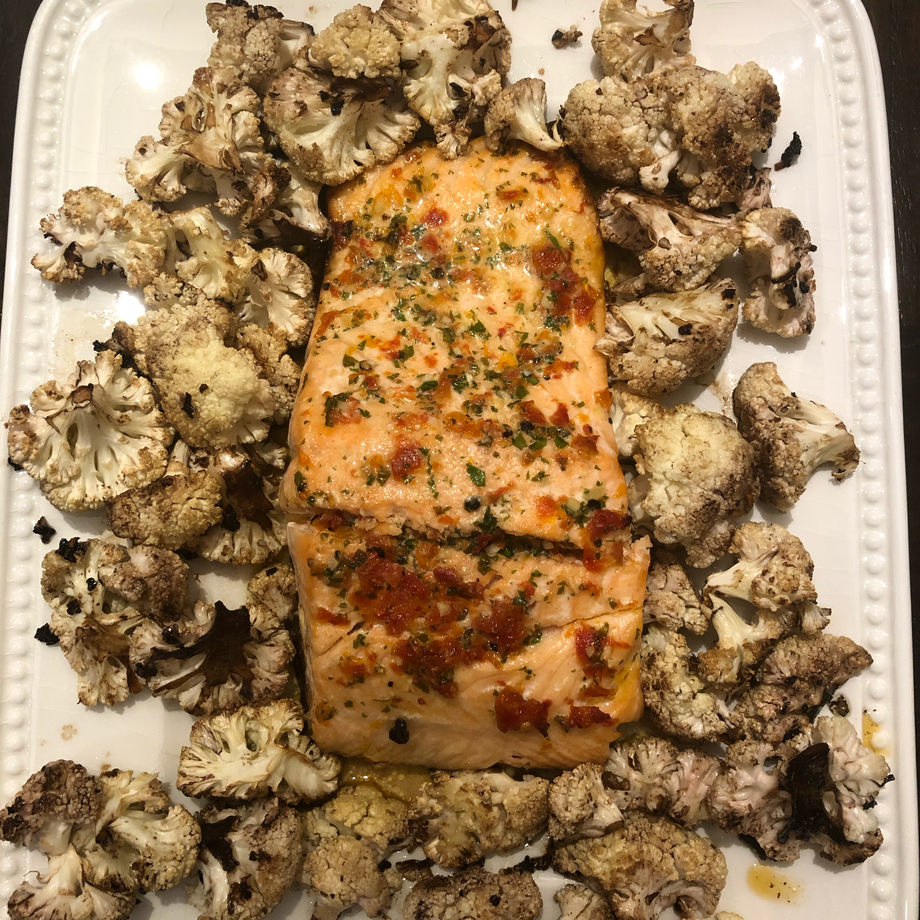 Cauliflower Side Dish