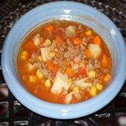 Hopi Corn Stew Lisa Ritter
