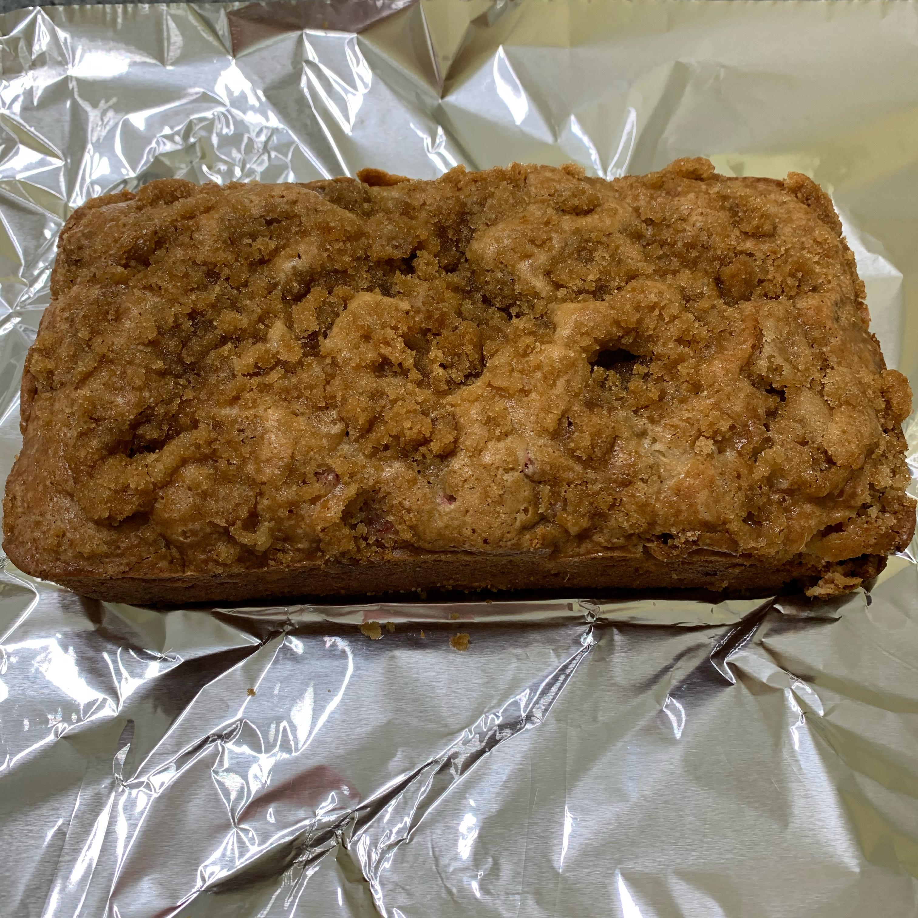 Rhubarb Bread I Dahmom