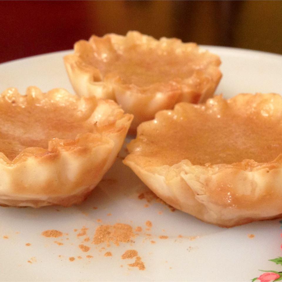 Lemon Honey Butter Tarts