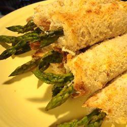 Asparagus Roll Ups Paula