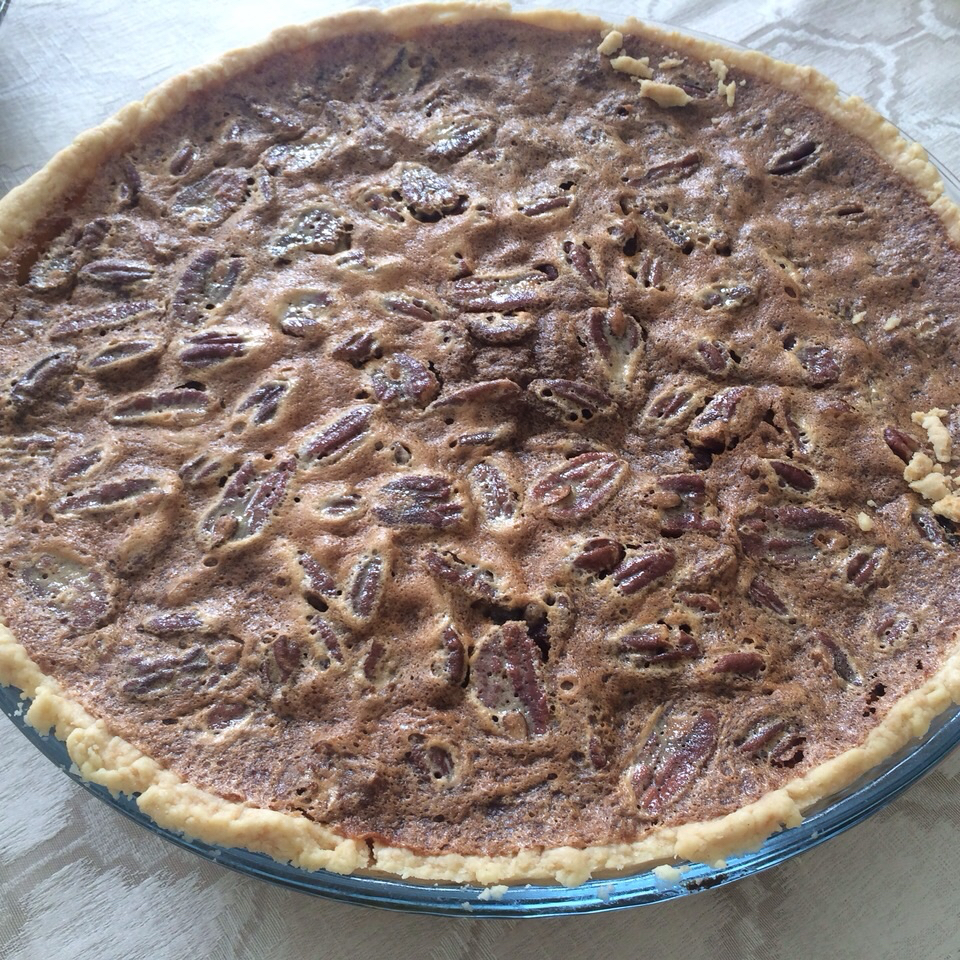 Favorite Bourbon Pecan Pie Rnam