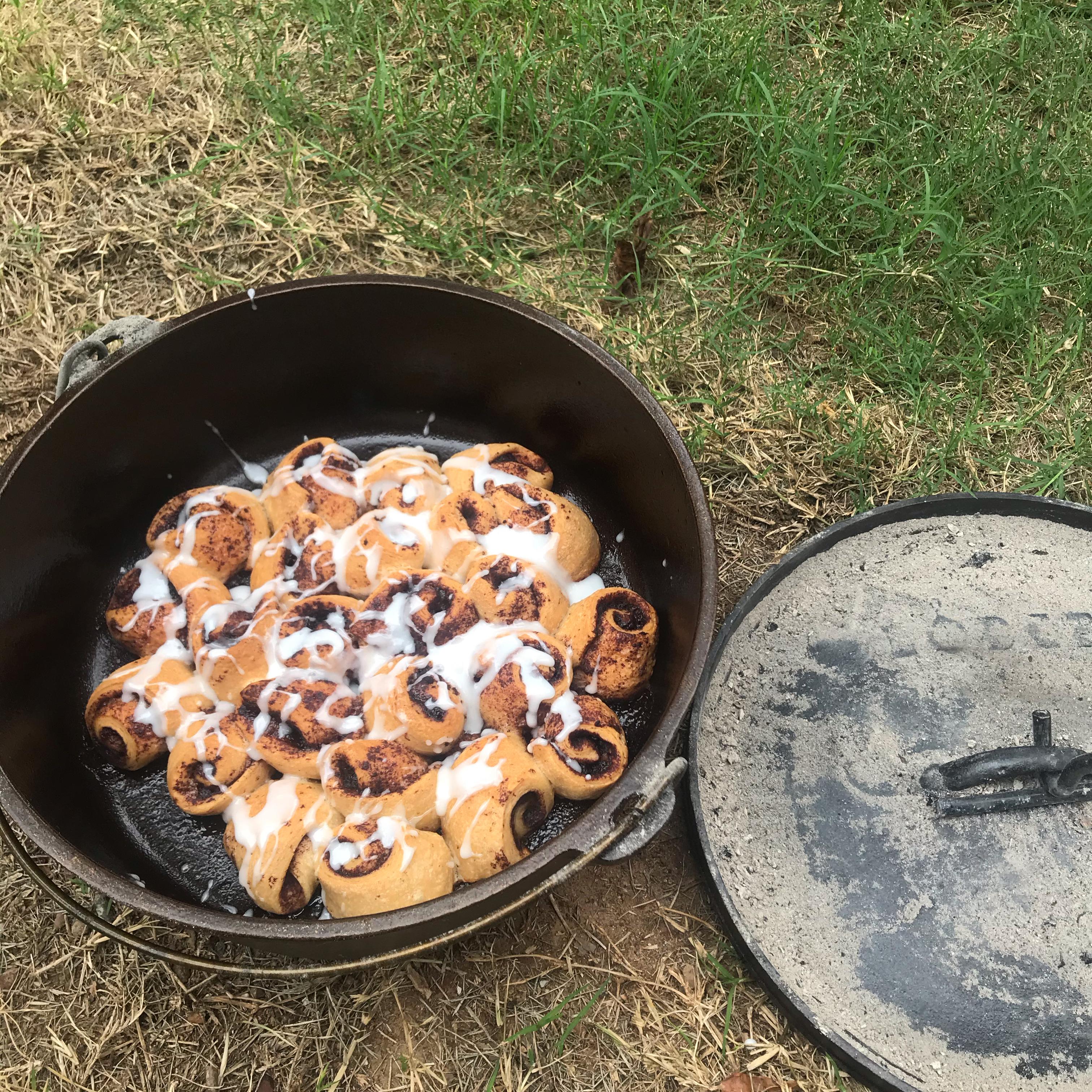 Biscuit Cinnamon Rolls Matt Talbot