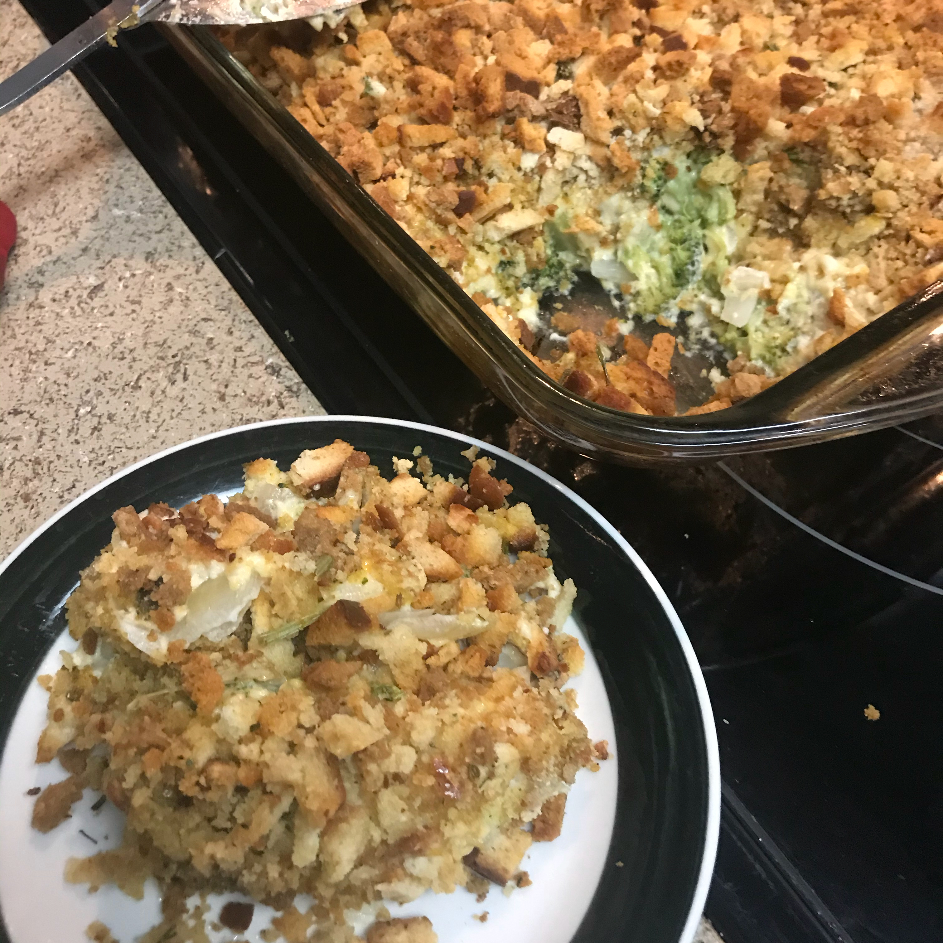 Broccoli Stuffing
