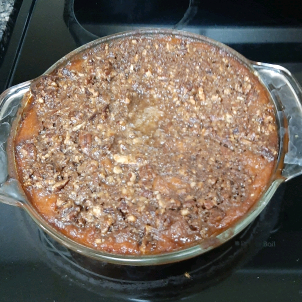 Sweet Potato Apple Butter Casserole Brianna Sword