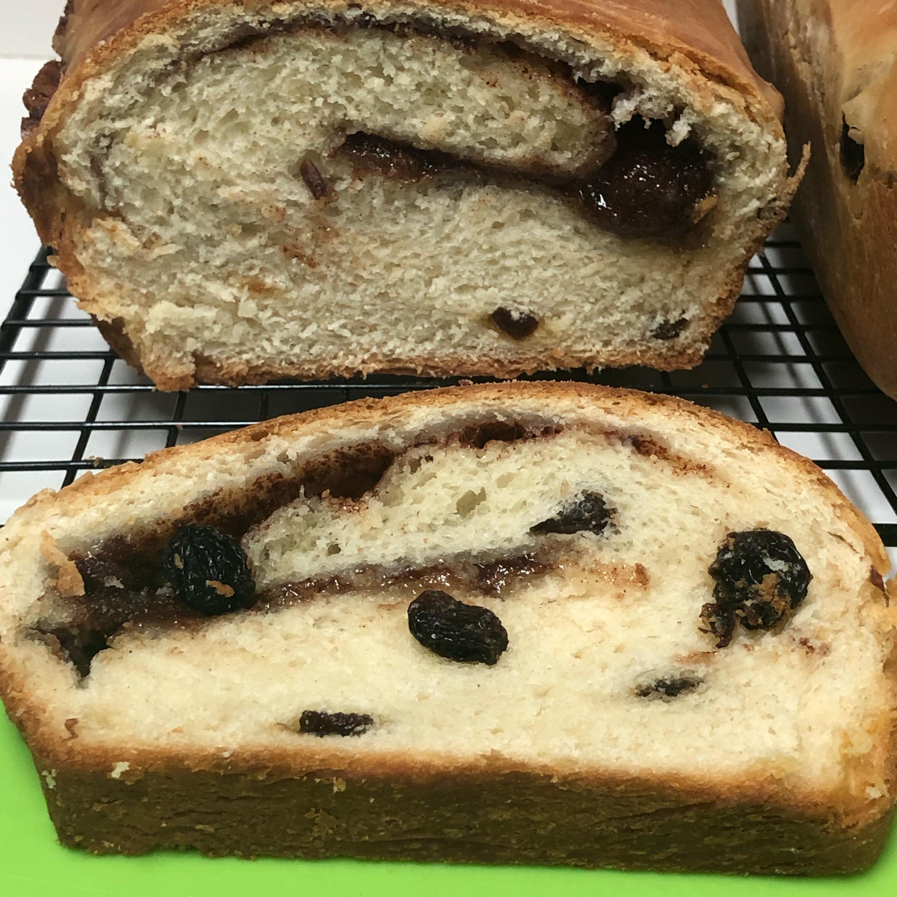 Raisin Bread I Elizabeth