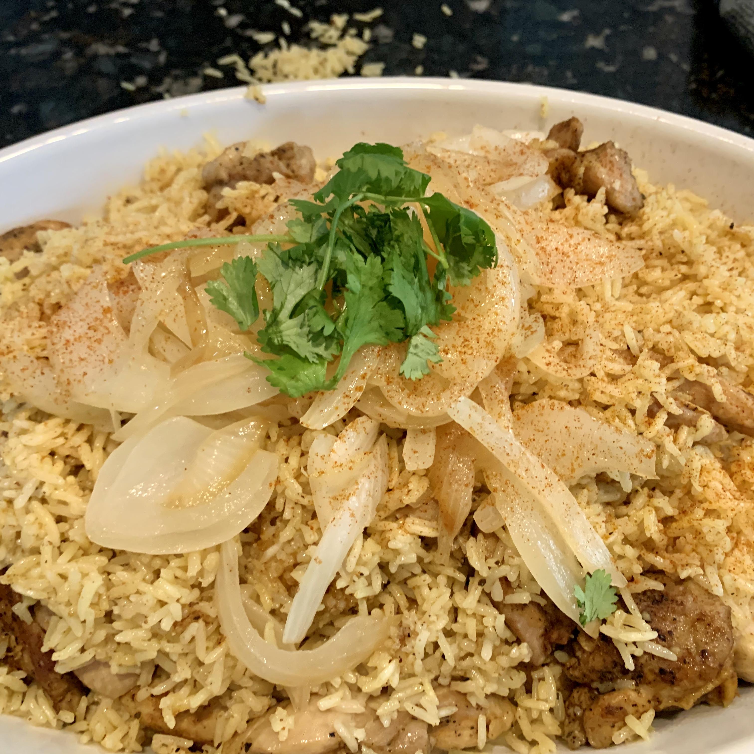 Chicken Biryani Ananya Sk