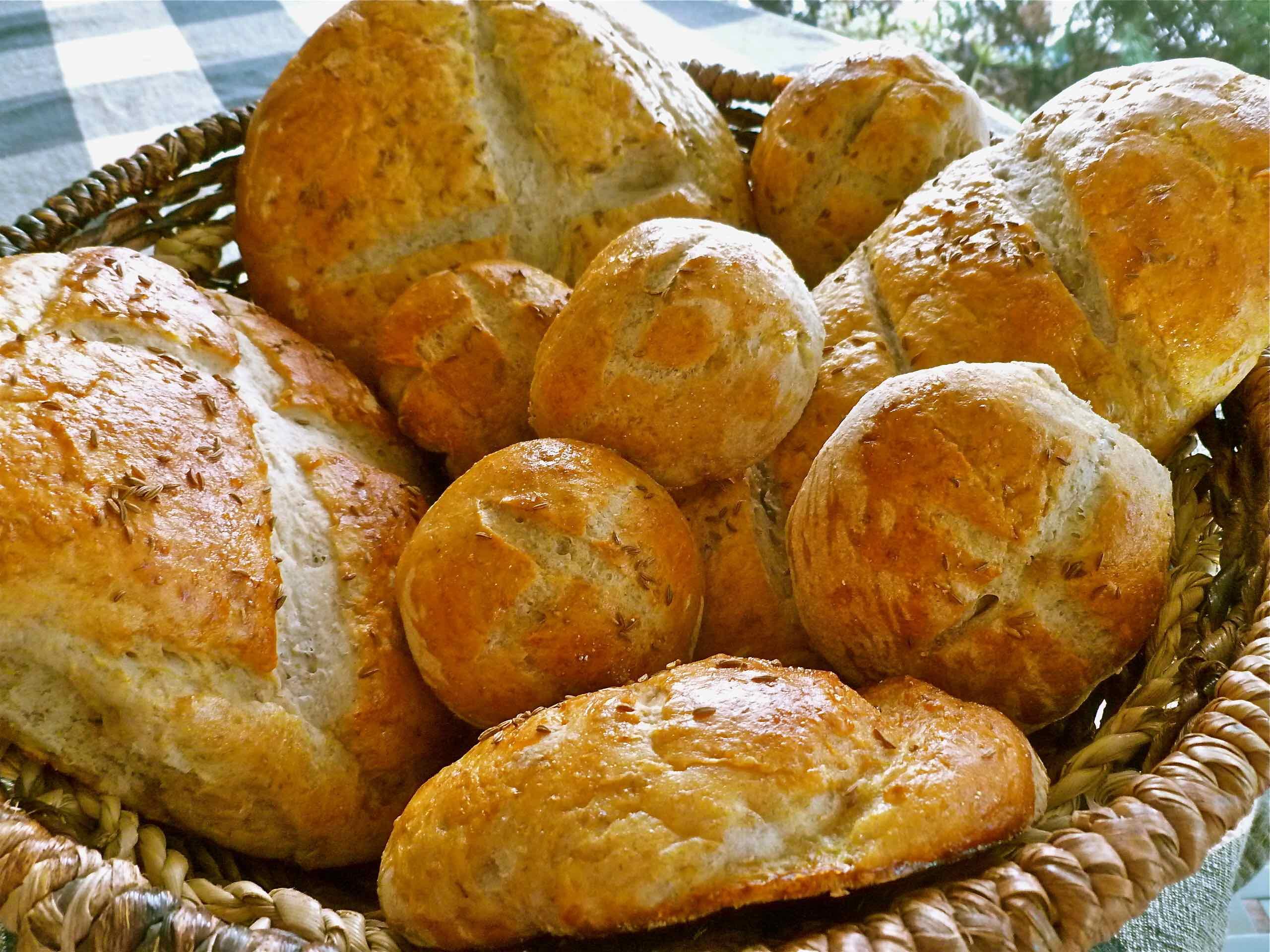 German Rye Bread lutzflcat