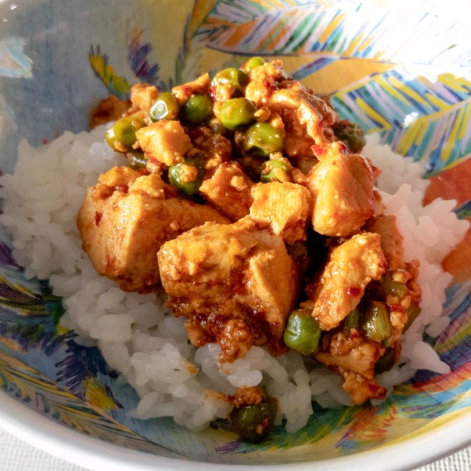 Chinese Mabo Tofu jm07
