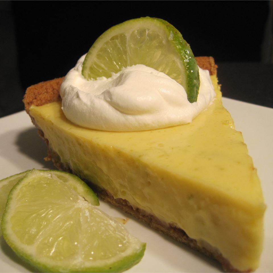 Easy Key Lime Pie I DINNER2