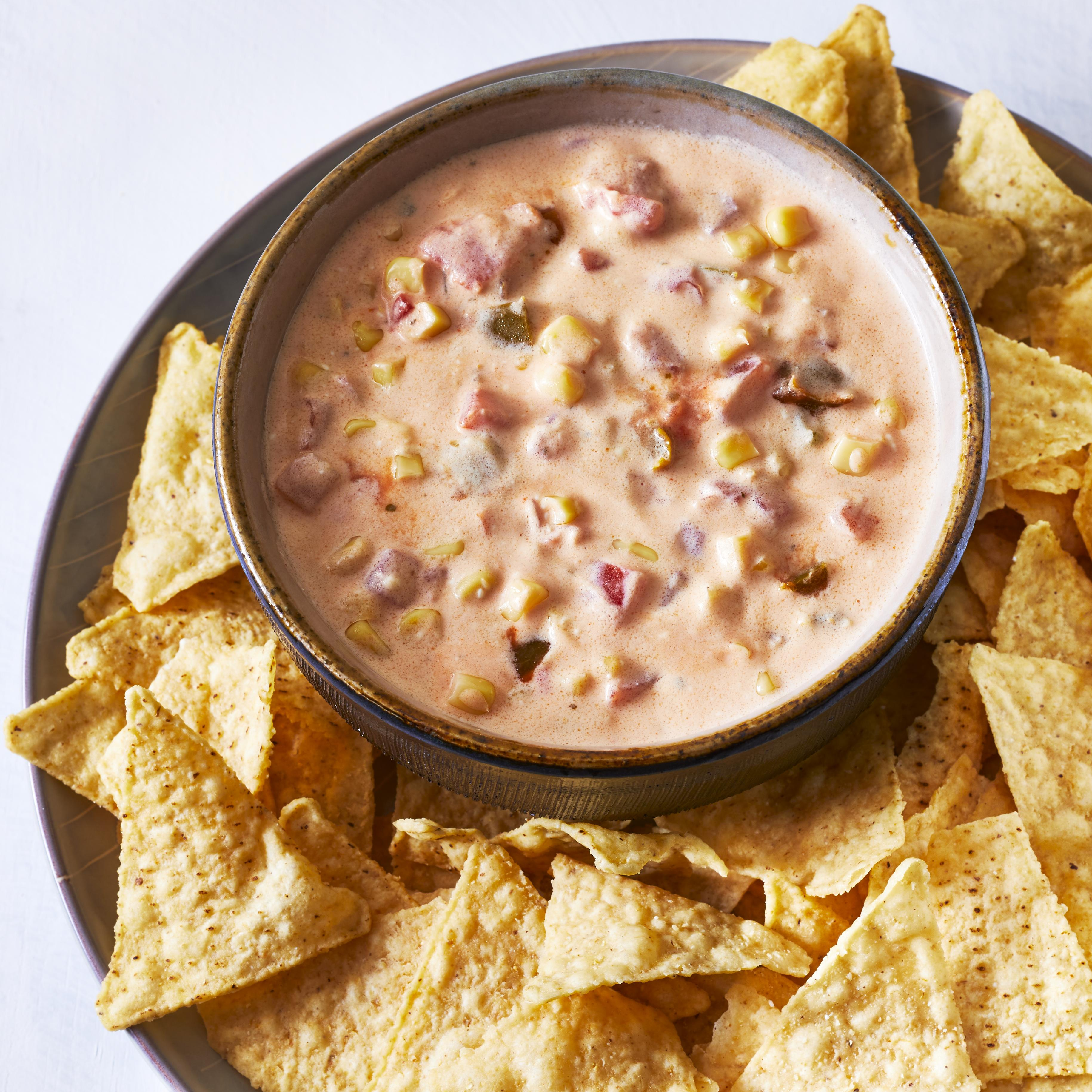 Warm Mexican Corn Dip Allrecipes Trusted Brands