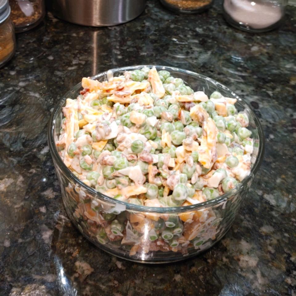 Yummy Summer Pea Salad
