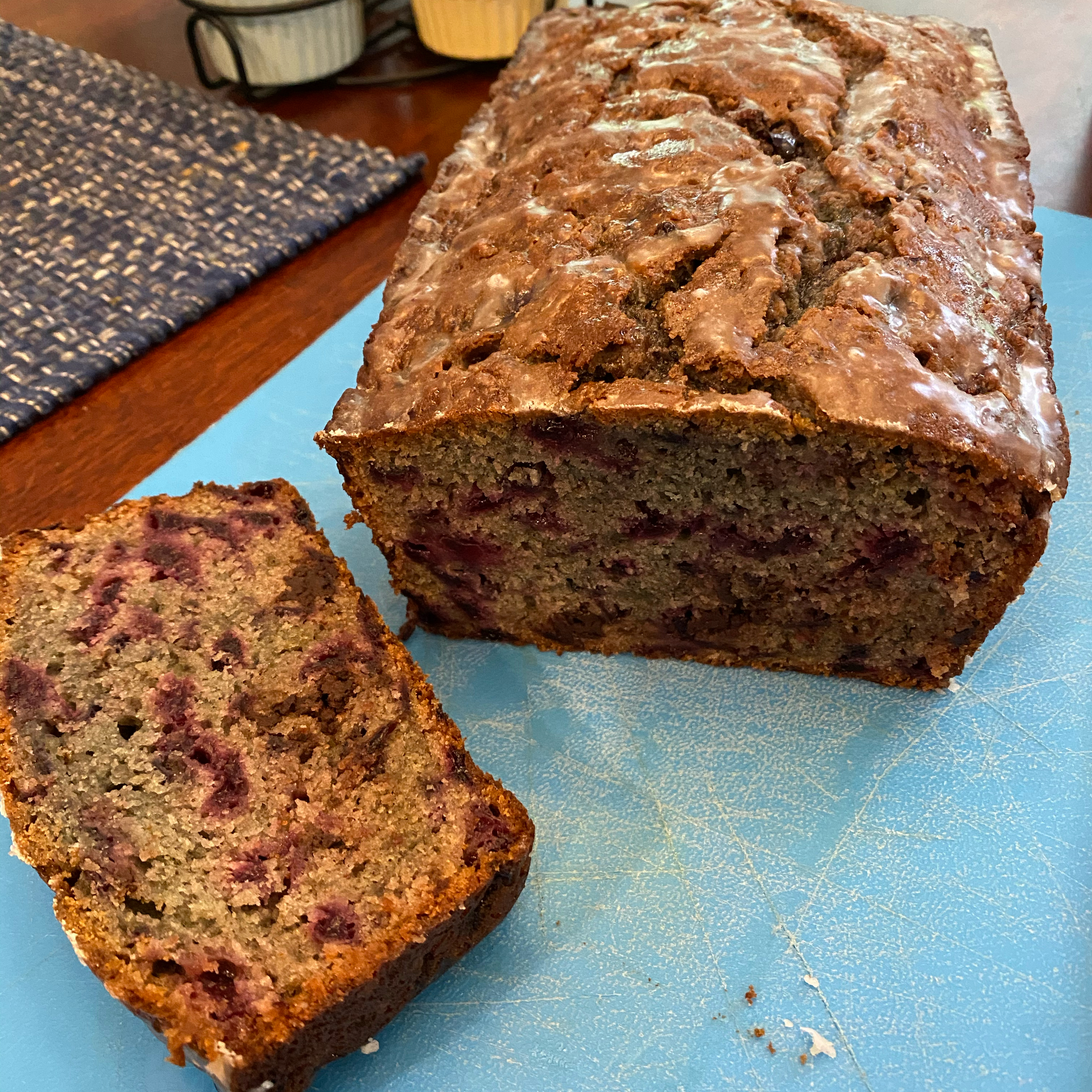 Cherry-Chocolate Loaf