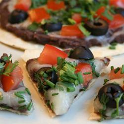 Fiesta Corn Tortilla Pizzas