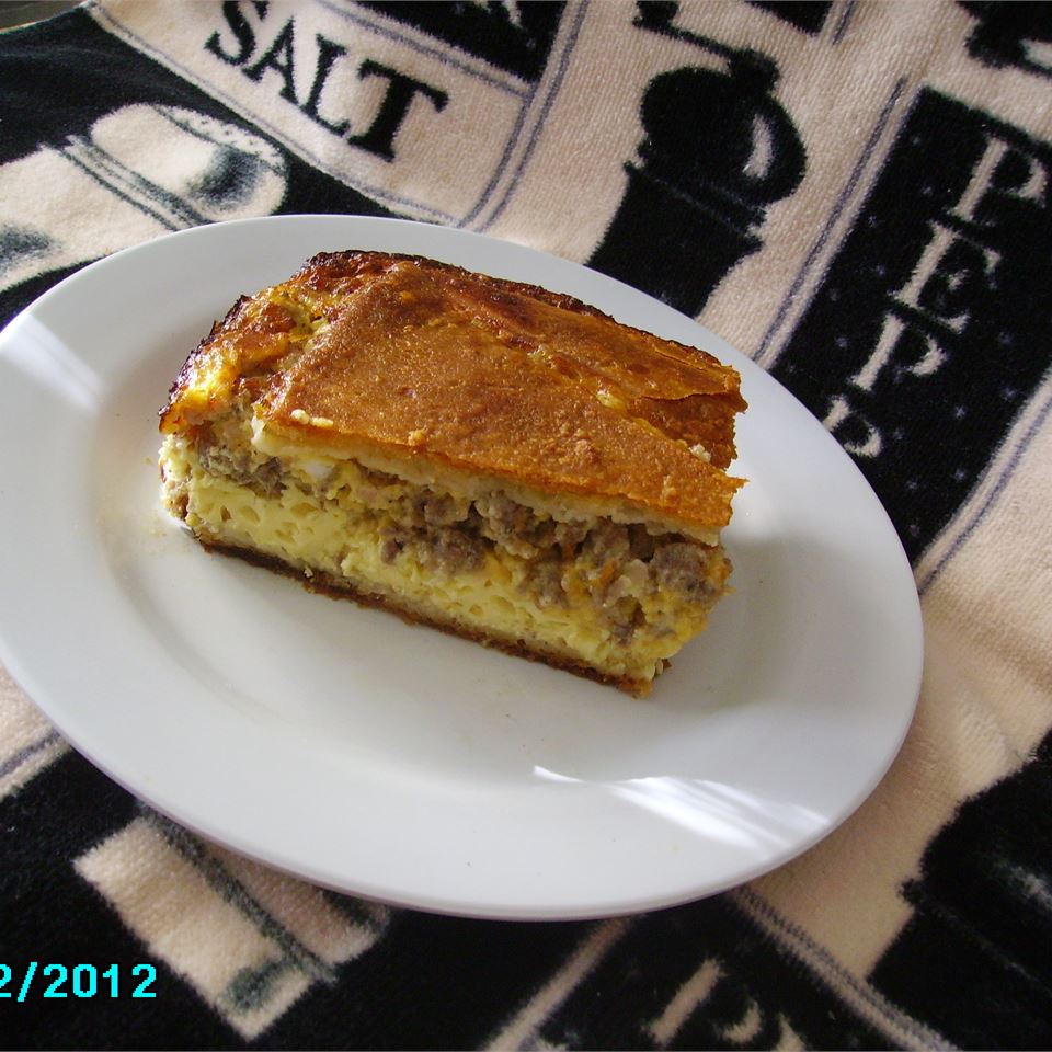 K-Dub's Sausage and Egg Casserole Christina